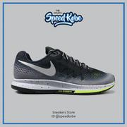 ☆SP☆NIKE AIR ZOOM PEGASUS 33 SHIELD 黑灰黑色漸層 男 849564-001