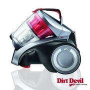 【美國 Dirt Devil】第15代吸力不退奈米銀殺菌吸塵器 Rebel52 DD5550-3
