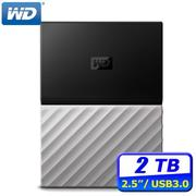 WD MYPASSPORT 2T My Passport Ultra 2TB 金屬 USB3.0 2.5吋外接硬碟