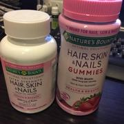 Nature's Bounty Hair Skin & Nails美膚美甲美髮系列