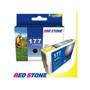 RED STONE for EPSON NO.177/T177150墨水匣(黑色)