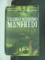【書寶二手書T2/原文小說_KDS】The Oracle_Manfredi, Valerio