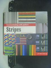 【書寶二手書T7/設計_KEW】stripes_Keith Stephenson, Mark Hampshire