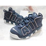 【SURVIVOR】Nike air more uptempo GS 大AIR 藍粉色 415082-402
