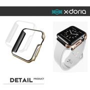 Apple Watch X-Doria Defense Edge 金屬保護殼 邊框 買再送watch鋼化貼 ROCK