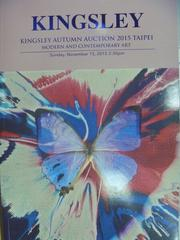 【書寶二手書T6/收藏_XAR】Kingsley autumn auction 2015_Mode..._2015/11