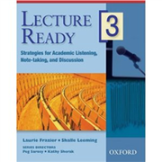 Lecture Ready 3!: Student Book