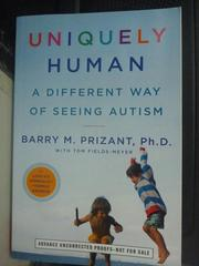 【書寶二手書T7/勵志_ZJW】Uniquely human:A different way of seeing_ Ba