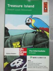 【書寶二手書T9/語言學習_WEL】Treasure Island_Robert Louis Stevenson_附光碟
