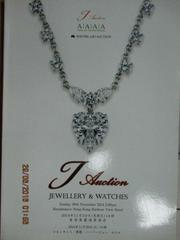 【書寶二手書T7/收藏_XAH】A/A/A/A_2014/11/30_Jewellery & Watches