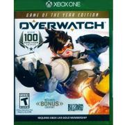 (現貨全新) XBOX ONE 鬥陣特攻 年度版 英文美版 Overwatch  Game of the Year
