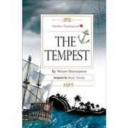 The Tempest: Timeless Shakespeare 6(25K彩色+1MP3)