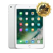 Apple iPad mini4 LTE 128GB 銀【神選福利品】