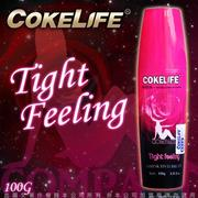 愛熱情趣精品❤COKELIFE Tight feeling 女性情趣提升水性潤滑液 100g❤  潤滑液 成人專區
