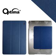 【 Optima】iPad Air  New Stylish 丹寧系列保護套-藍