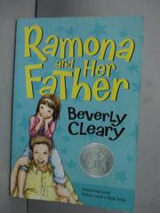 【書寶二手書T1/原文小說_HMC】Ramona and her father_CLEARY, BEVERLY