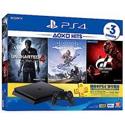 PS4 HITS Bundle 4 主機同梱