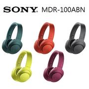SONY MDR-100ABN h.ear on Hi-Res降噪藍牙耳機