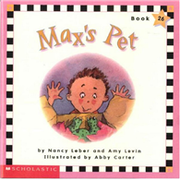 Phonics Readers Book 26: Max's Pet