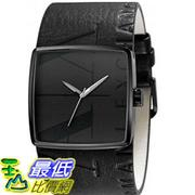 [美國直購 ShopUSA] Armani Exchange 手錶 Men's AX6002 Black Calf Skin Quartz Watch with Black Dial #1681888588 _mr