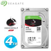Seagate IronWolf 3.5吋 4TB NAS專用硬碟 (NAS HDD)