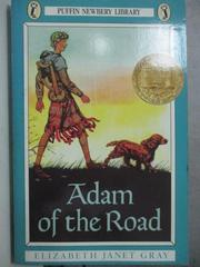 【書寶二手書T9/原文小說_ODL】Adam Of The Road_Vining, Elizabeth Gray/ L