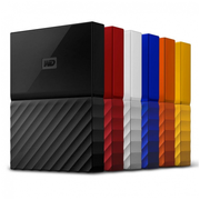 WD My Passport 2.5吋行動硬碟 (3TB)