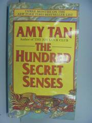 【書寶二手書T4/原文小說_NGC】The Hundred Secret Senses_Amy Tan