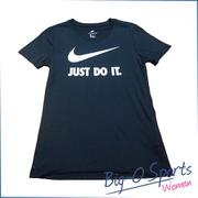 NIKE 耐吉 AS W NSW TEE CREW JDI SWSH HBR  素色短袖T恤  女 889404010