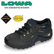 Lowa 低筒健行/防水登山鞋 Renegade II GTX Low 男 LW310953 9449 深灰/藍