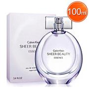 Calvin Klein 純情雅緻女性淡香水 100ml 【娜娜香水美妝】CK Beauty Sheer Essence