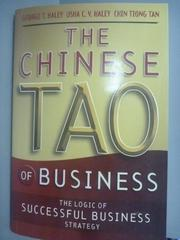 【書寶二手書T3/財經企管_YHJ】The Chinese Tao of Business_HALEY