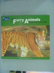 【書寶二手書T1/少年童書_XDE】HOW FURRY ANIMALS PLAY HIDE-AND-SEEK-兒童英語科學10_Russell