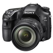★今日結帳9折★【原電原包64G吹球筆保】SONY A77 II A77M2Q含16-50mm (公司貨).
