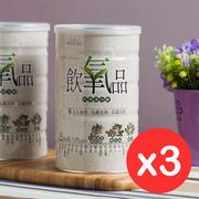 飲氧品Oxydrinks 天然活力飲600g 三入組