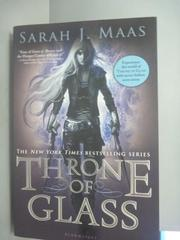 【書寶二手書T1/原文小說_KFU】Throne of Glass_Sarah J. Maas