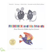 Frederick and His Friends ─ Four Favorite Fables /禮筑外文書店