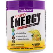 [iHerb] [iHerb] Bluebonnet Nutrition Simply Energy(簡單能量),檸檬味,10.58 盎司(300 克)