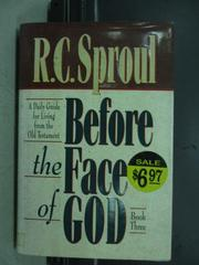【書寶二手書T7/原文書_PFK】Before the face of god_R.C.Sproul