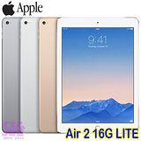 Apple iPad Air 2 WiFi+Cellular(4G LTE) 平板電腦 (2G+16G)