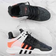 KS▸ADIDAS ORIGINALS EQT SUPPORT ADV 黑粉 雪花 編織 慢跑鞋 反光 【BB0543】