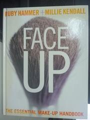 【書寶二手書T6/美容_ZBO】Face Up the Essential Make_Ruby