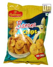 Banana Chips Red Chilli 印度香蕉脆片(辣味)
