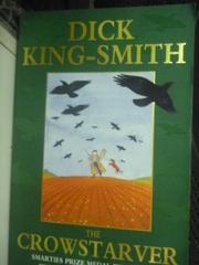 【書寶二手書T3/原文小說_LOF】The Crowstarver_Dick King-Smith