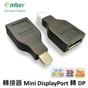 amber mini DisplayPort轉DP轉接頭-Thunderbolt/DP (3.3折)