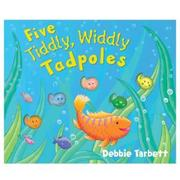 【Song Baby】Five Tiddly Widdly Tadpoles 五隻小蝌蚪探險記(精裝硬頁書)