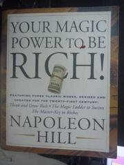 【書寶二手書T8/投資_ZGZ】Your Magic Power to Be Rich