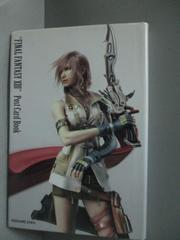 【書寶二手書T9/原文書_MFZ】Final Fantasy XIII Post Card Book(明信片)_日文