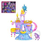 【Playwoods】[彩虹小馬My Little Pony]POP紫悅公主城堡遊戲組-第五季(孩之寶Hasbro/Twilight Sparkle/女生玩具)