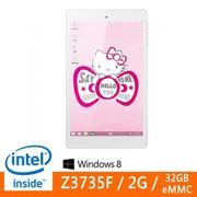 【Genuine捷元】HelloKitty 平板電腦 GenPad I08T3W-Kitty Tablet贈 Ainmax 山茶花絨毛坐墊腳踏墊_ada
